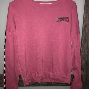 VS Pink Pullover/long sleeve
